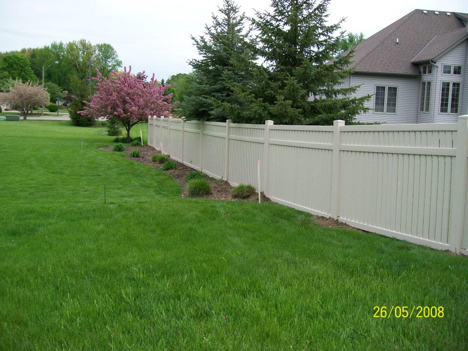 Privacy Fence by alto fence