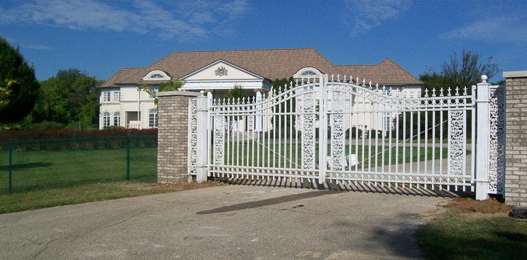 Commercial Fencing Guard Rails Gates Grand Rapids