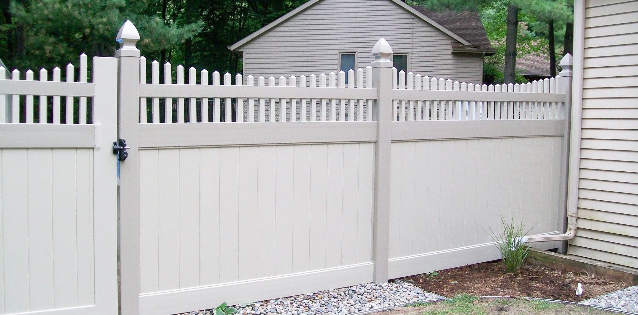 Fence Fencing Types Grand Rapids For Electricity To Flow In An Electric There Must Be A Complete Vinyl